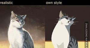 Ten sam kot w innych stylach