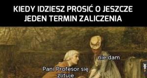 Student żebrak