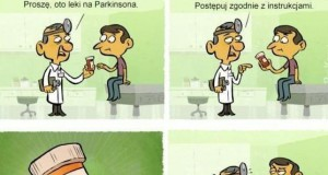Lekarski żart