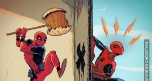 Deadpool kontra Spider-man