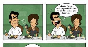 Gdzie twoje maniery?