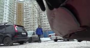 W Rosji mają sposoby na nieumiejących parkować