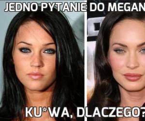 Jedno pytanie do Megan Fox