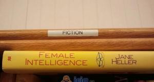 Na półce z fikcją...