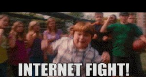 Walka w internecie