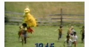 Duży ptak nie lubi dzieci