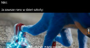 Gaz do dechy!