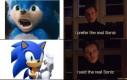 Jedyny prawdziwy Sonic
