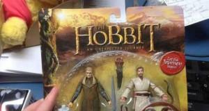 Tego drugiego to nie kojarzę z Hobbita...