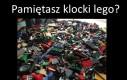 Ewolucja klocków LEGO