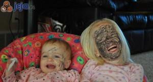 To nie jest dobry pomysł, żeby zostawiać dzieci same...