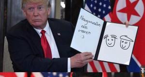 Kim jest pod wrażeniem talentu Trumpa