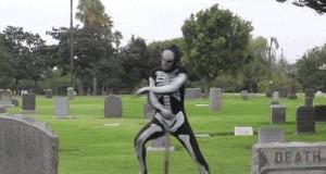 Zatańczę na twoim grobie