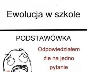 Ewolucja w szkole