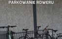Parkowanie roweru