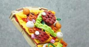 Lego jedzenie