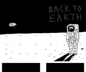 Powrót na ziemię