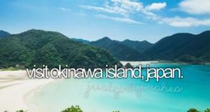 Odwiedzić Okinawę