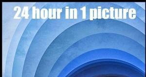 24 godziny na 1 zdjęciu