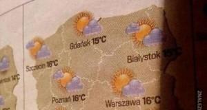 Upały w Krakowie