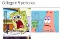 Studia na 4 zdjęciach