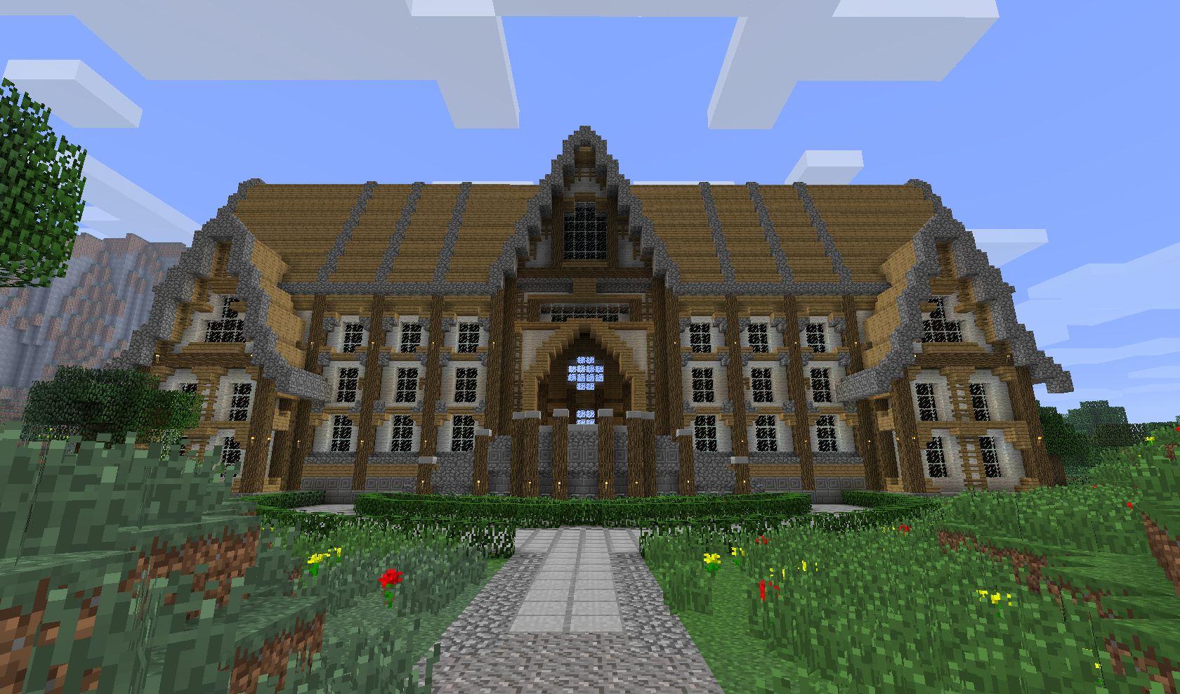 Jak Budowac Tutorial Dla Budowniczych Minecraft Forum Grupy Jeja Pl
