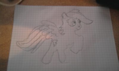 Rainbow dash PS staralem sie