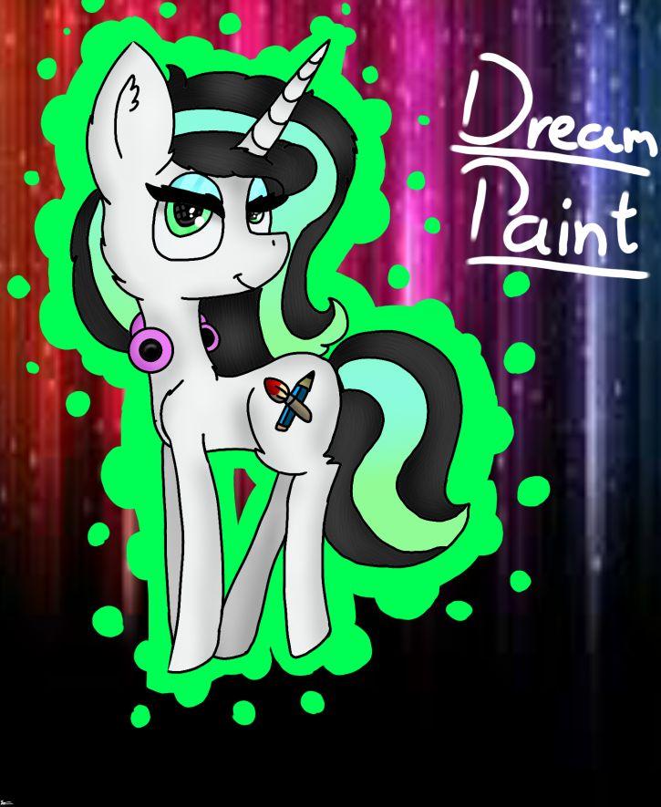 Dream Paint ^^ ( Udało się ✔ )