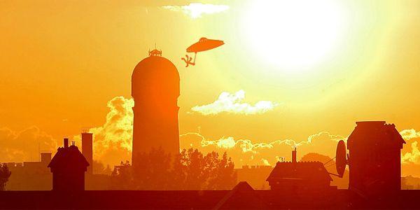 UFO w Chojnicach