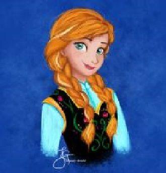 Anna z Krainy Lodu