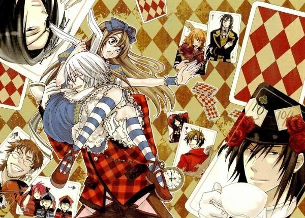 Alicja w Krainie Serc
