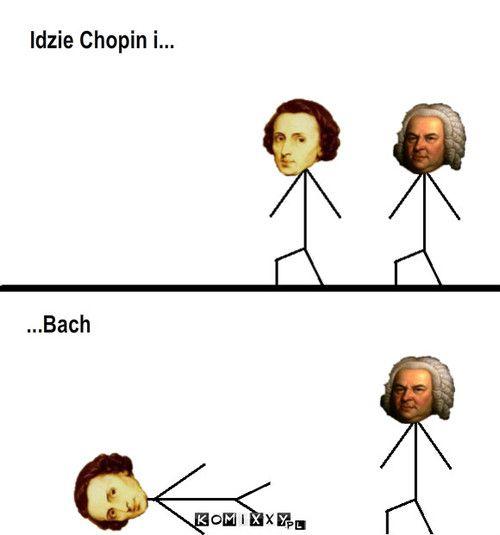 Chopin i Bach