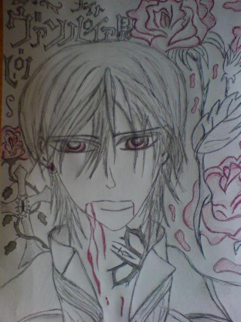 Zero Kiryuu - Vampire Knight