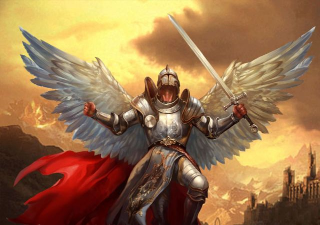 White Angel Lord