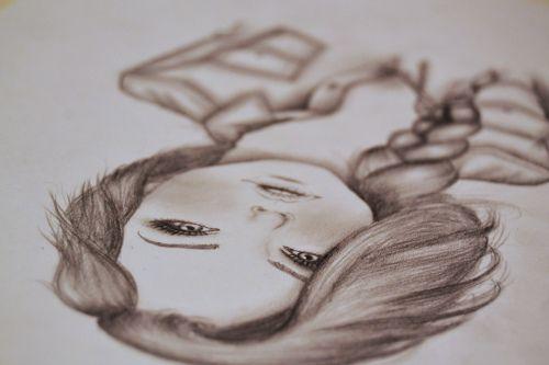 To mój szkic