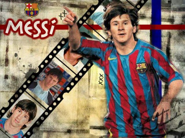 Messi Fcb