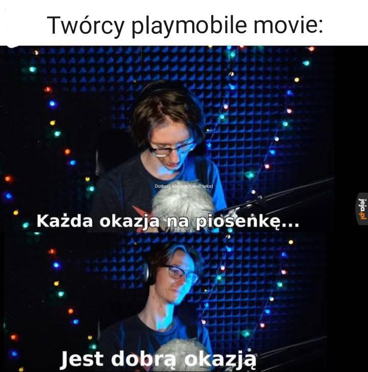 Playmobile movie