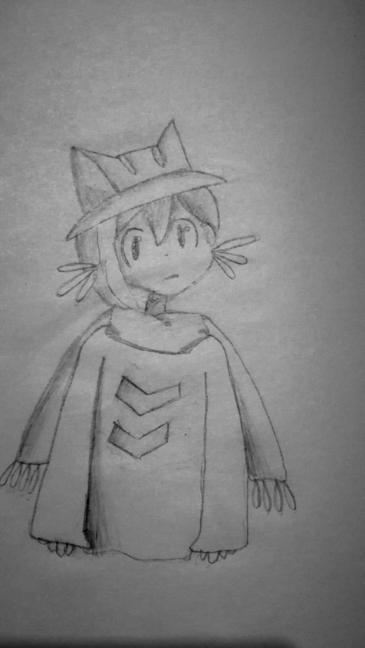 Mój pierwszy rysunek.
