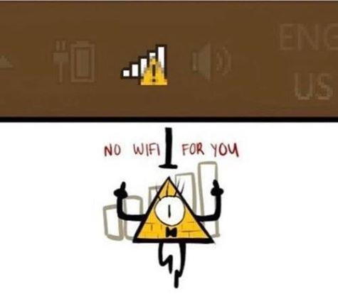 Bill i internet