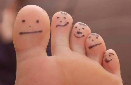Ludziki z nogi