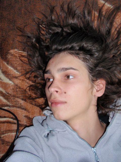 Dai capelli lunghi