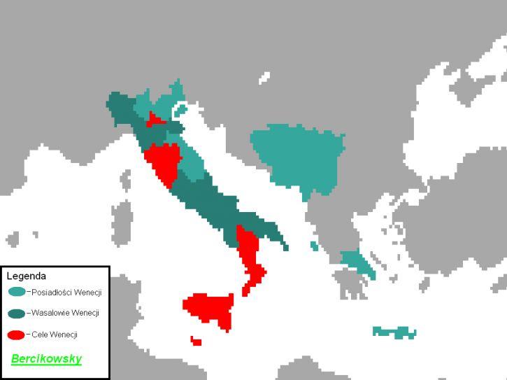 EU III Wenecja