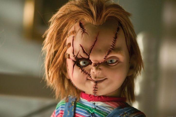 Hi, I'm Chucky. Wonna play?