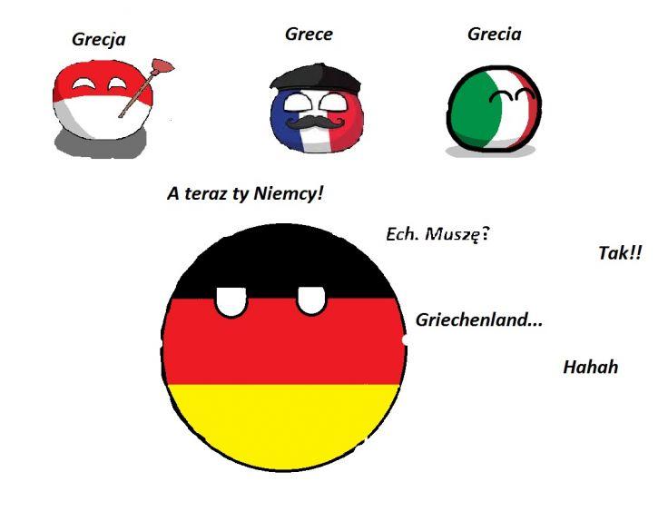 Jak wypowiada się ,,Grecja,, W innych krajach