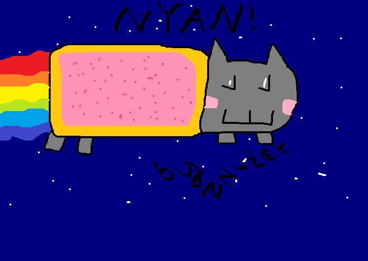 Nyan Cat by me