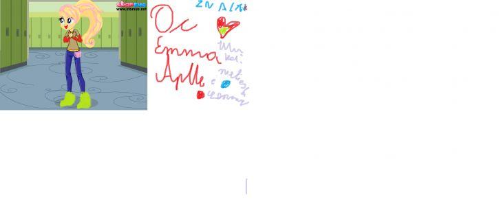 Emma Apple  1 OC