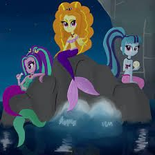 syreny the dazzlings