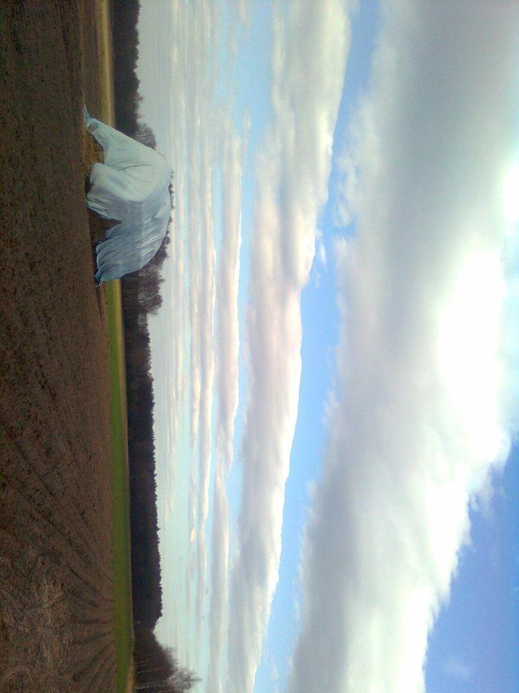 Fajne chmury
