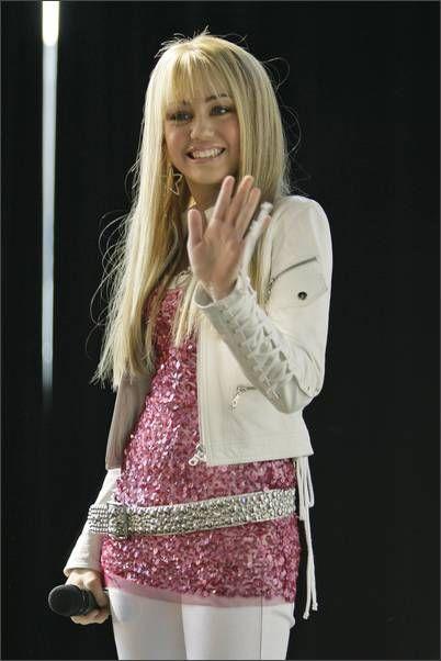 Hannah Montana.