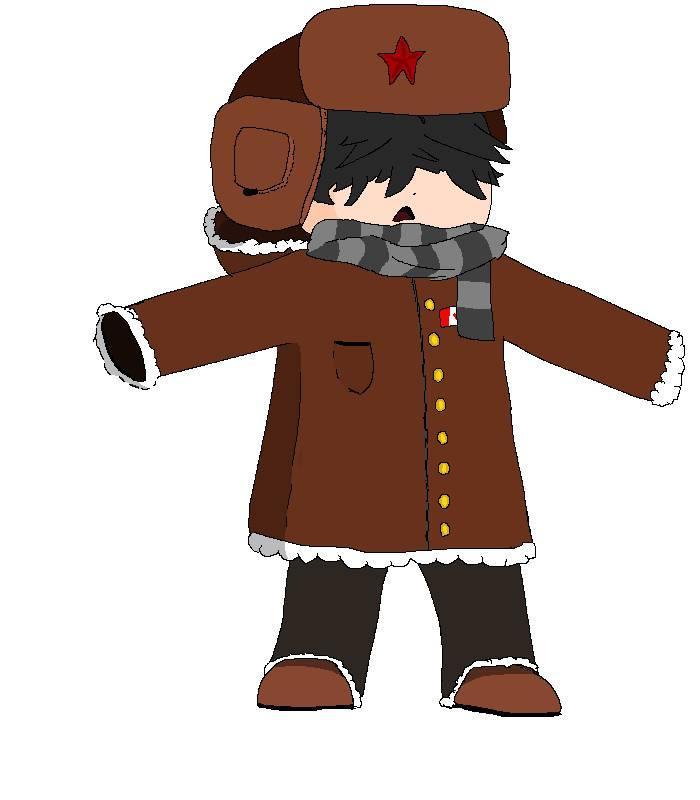 Too Big Coat